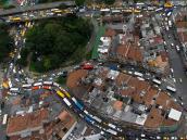 Avanza proyecto de peatonalización en el centro de Medellín