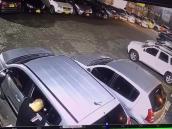 En video quedó registrado insólito robo en Medellín