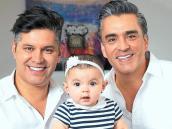 'Ser papás es demandante, pero le da sentido a nuestras vidas'