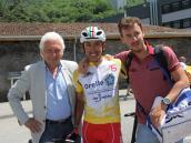 Egan Bernal, campeón del Tour de Savoie