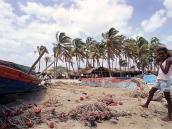 Así se prepara La Guajira para el paso del ciclón Bret