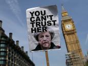 Theresa May, en la cuerda floja por inestabilidad política