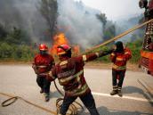 El incendio no da tregua en Portugal