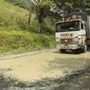 Tres personas murieron en accidente de tránsito en vía Medellín-Quibdó