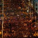 Marcha por el Día de la Mujer