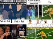 Los memes de James y la goleada del PSG al Real Madrid