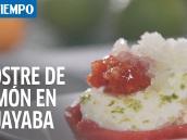 ARTBO Fin de Semana: receta para preparar postre de limón en guayaba