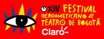 XIV Festival iberoamericano de teatro de bogot�