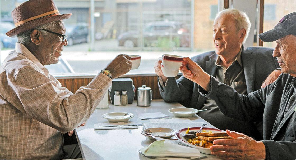 Morgan Freeman Michael Caine Y Alan Arkin Protagonizan Un Golpe Con Estilo Cine Y Tv Cultura Eltiempo Com