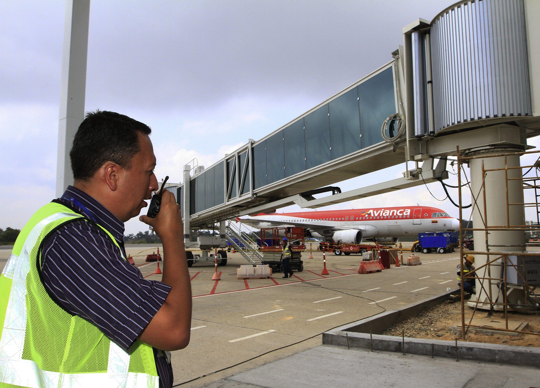 Usuarios del aeropuerto Palonegro incrementaron en noviembre