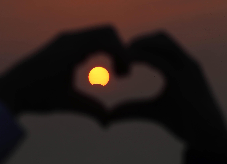 Lugares para ver el eclipse solar del 21 de agosto en Colombia y ...