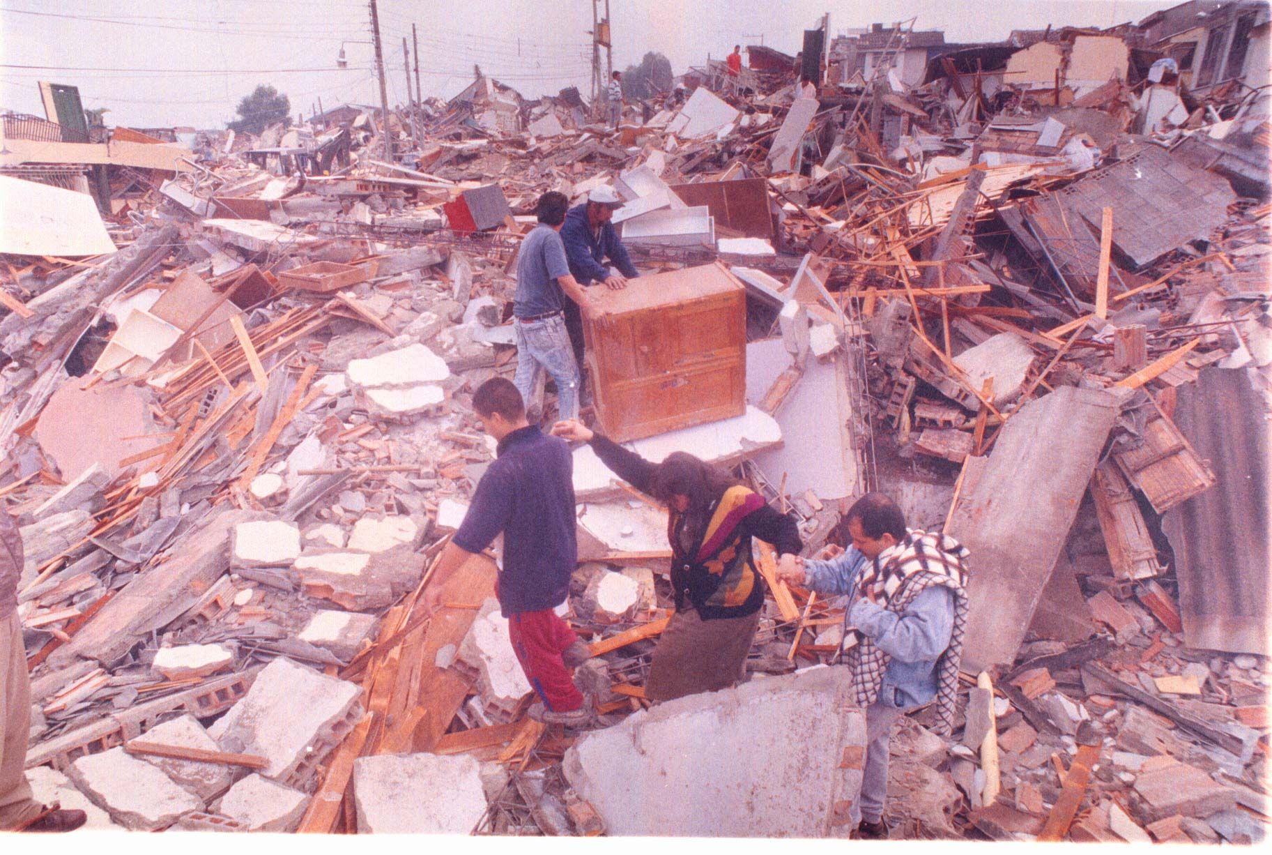 Los Terremotos Más Fuertes De Los últimos Años Más Regiones Internacional Eltiempo Com