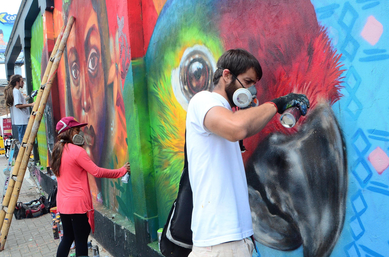 Festival de arte urbano en Pereira - Otras Ciudades - Colombia -  ELTIEMPO.COM