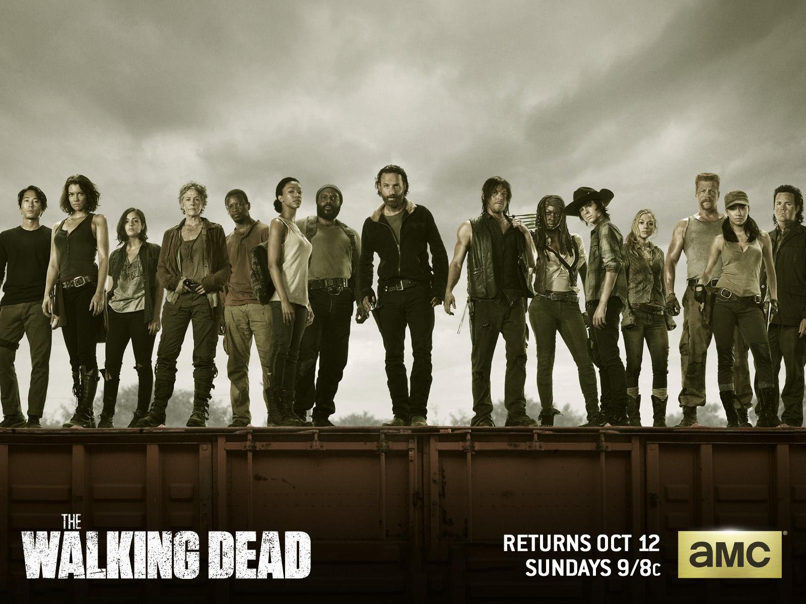 Resumen de las temporadas de The Walking Dead - Cine y Tv ...