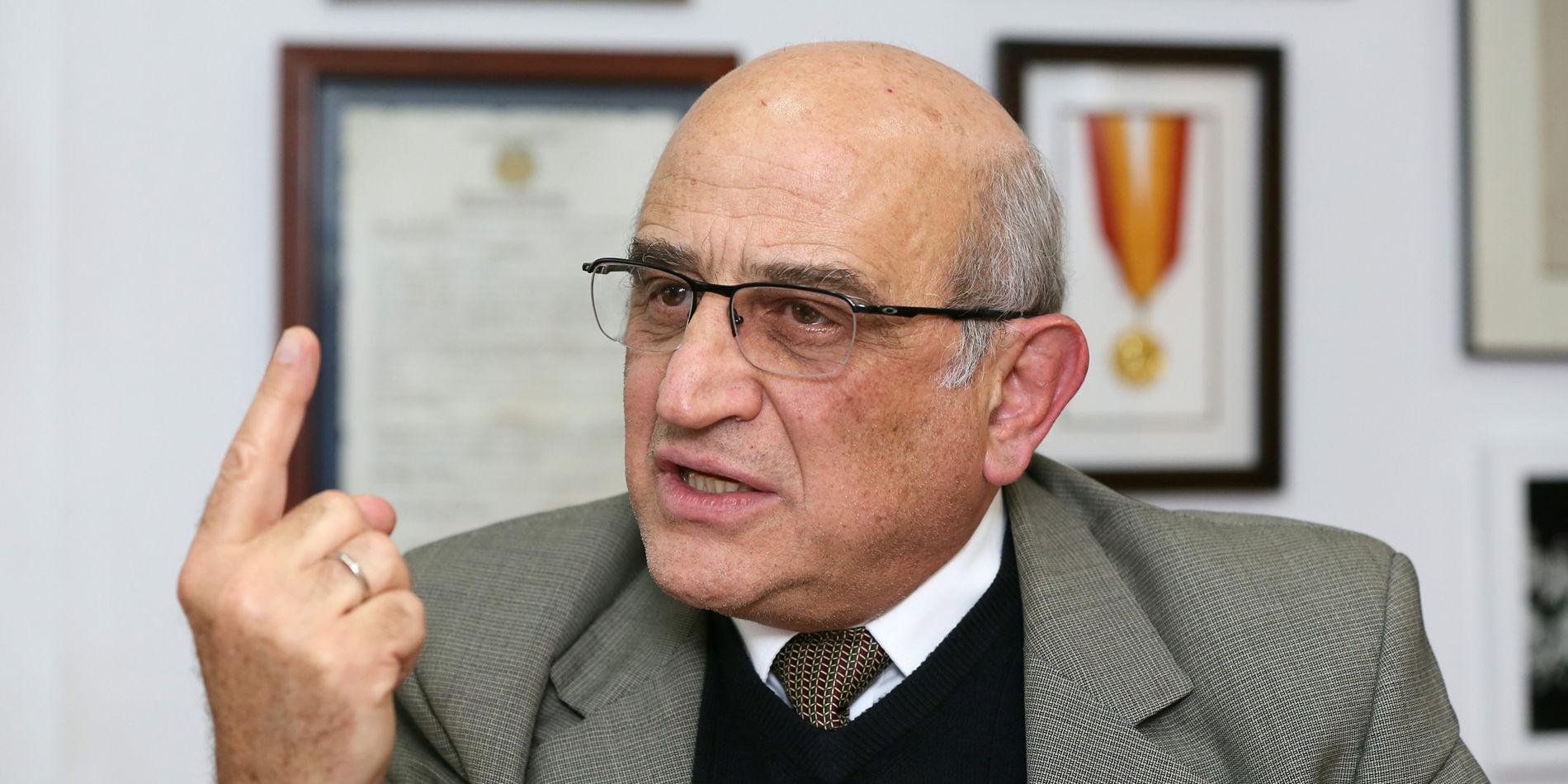 Germán Efromovich habla de alianza entre Avianca, United y Copa - Empresas - Economía