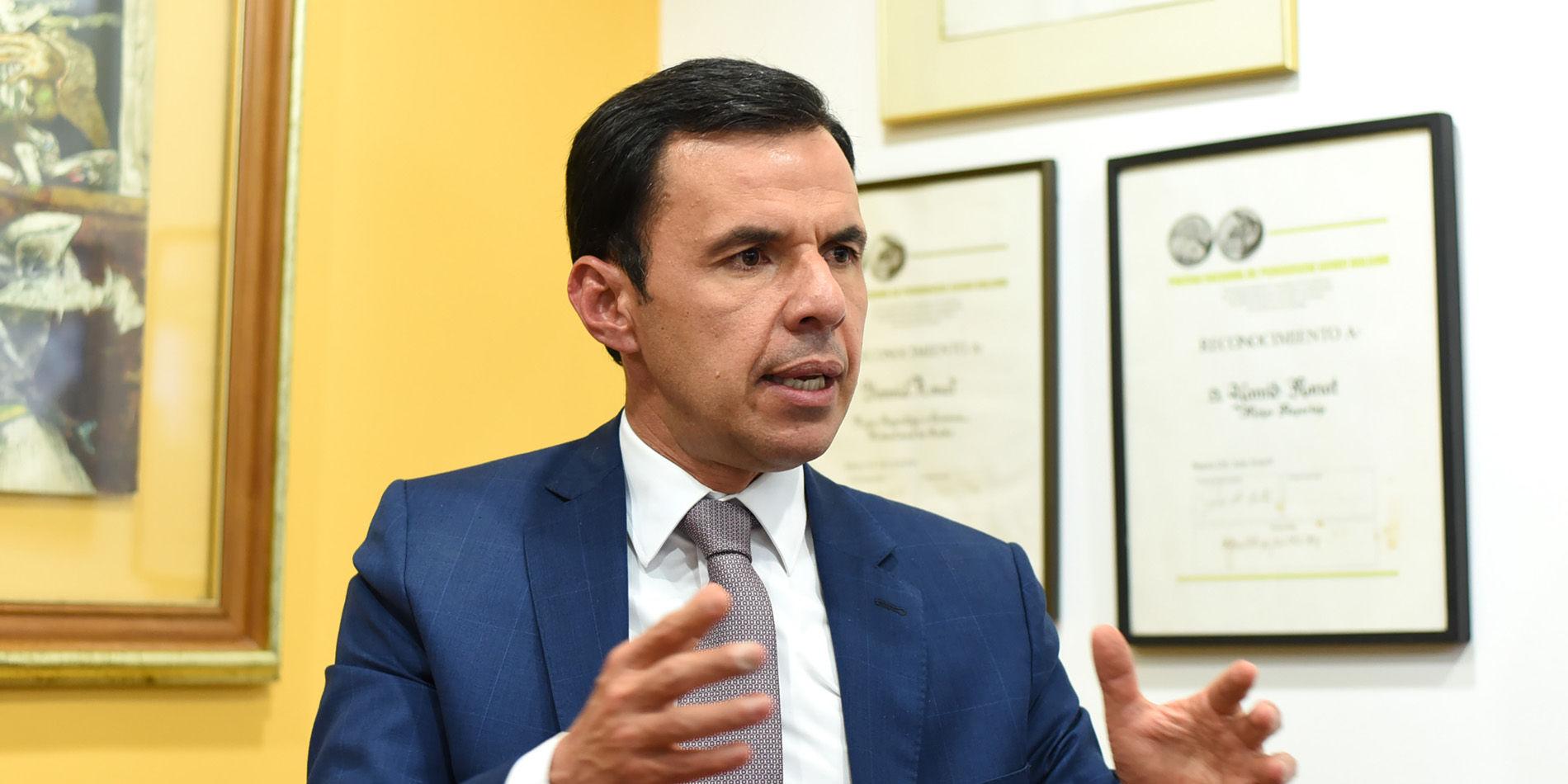 No est fracturado el proceso de paz ministro del interior for Declaraciones del ministro del interior