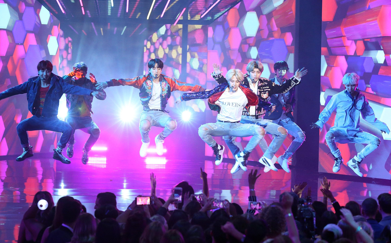 Concierto de la banda coreana BTS se presentará en salas de cine
