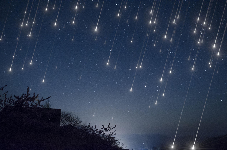 Lluvia de meteoros de las dracónidas durante todas estas noches | Octubre -  Ciencia - Vida - ELTIEMPO.COM