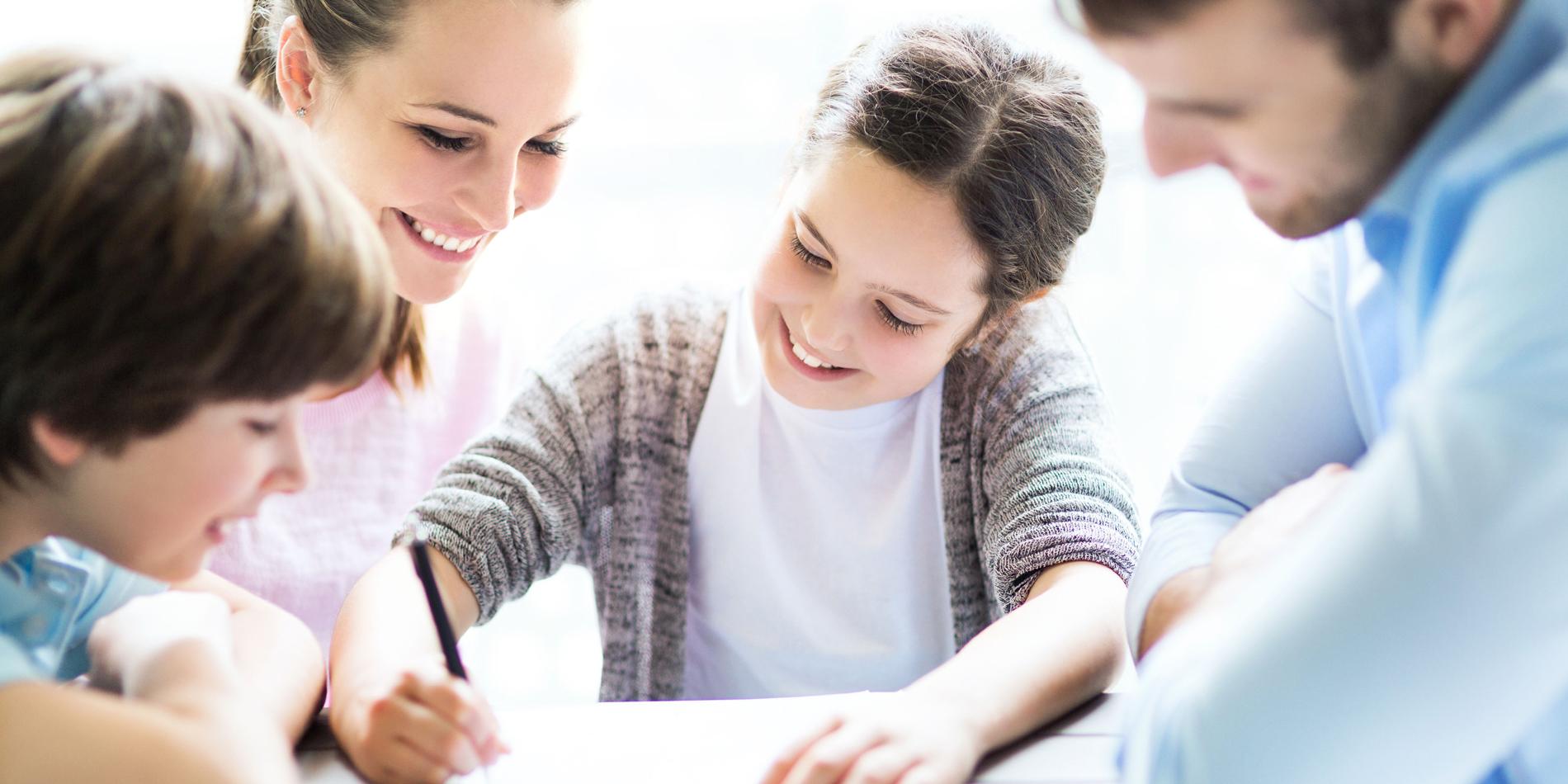 Consejos para definir propósitos y metas con los hijos