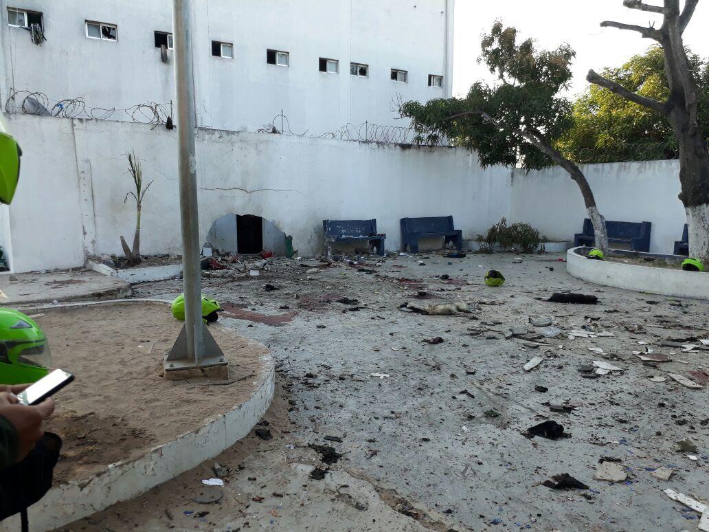 Resultado de imagen para atentado barrio san jose