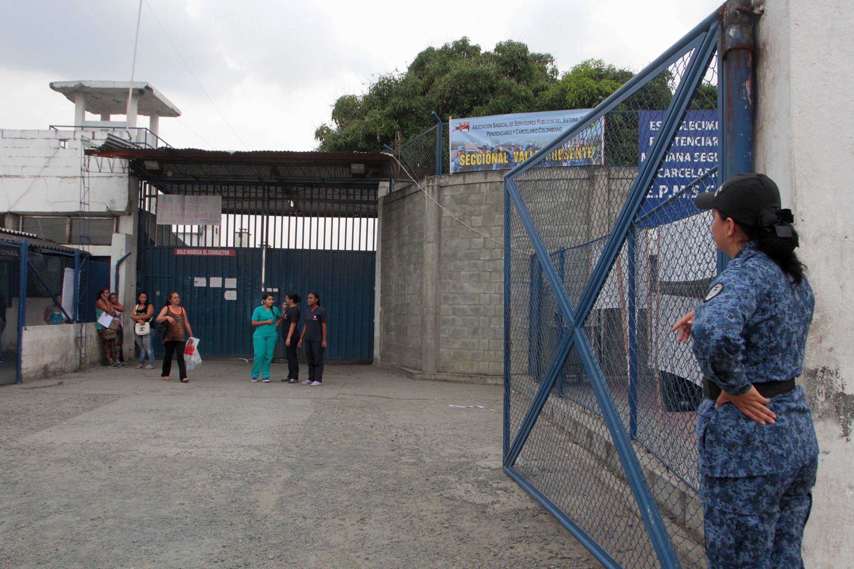 Contagios de covid-19 en la cárcel Villahermosa de Cali - Cali ...