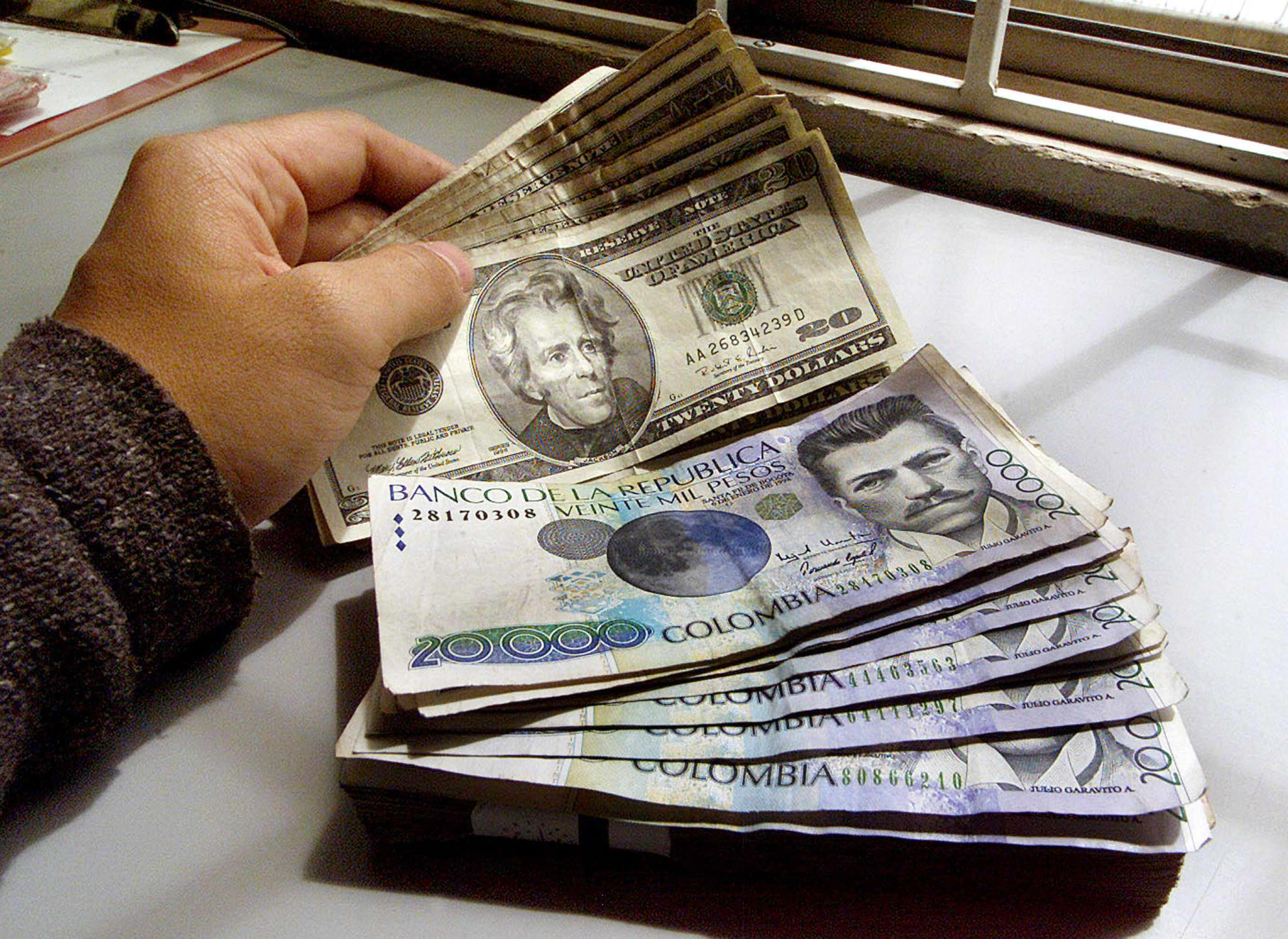 How The Dollar Is Traded In Colombia Financial Sector Economy
