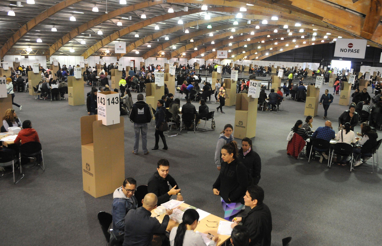 Votaciones Presidenciales En El Exterior Presidenciales Elecciones Colombia 2018 Eltiempo Com