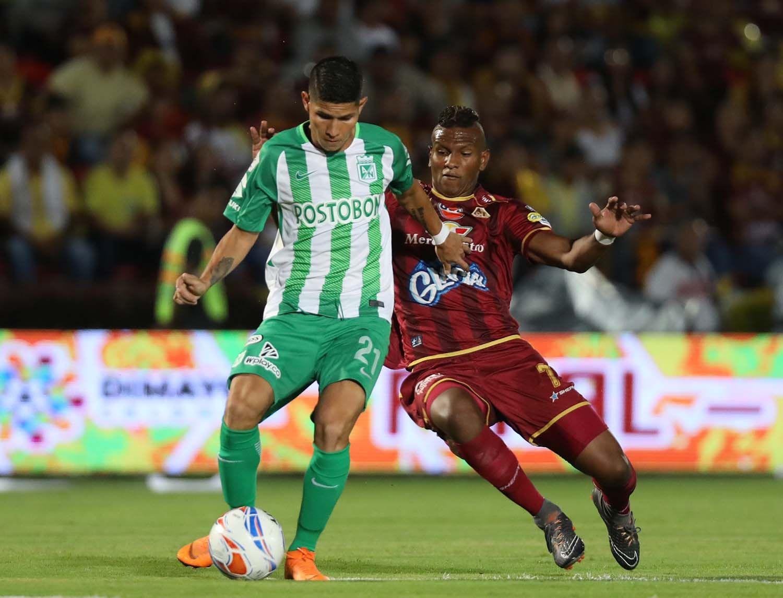 Campuzano es 100 por ciento de Nacional: el club compró sus derechos