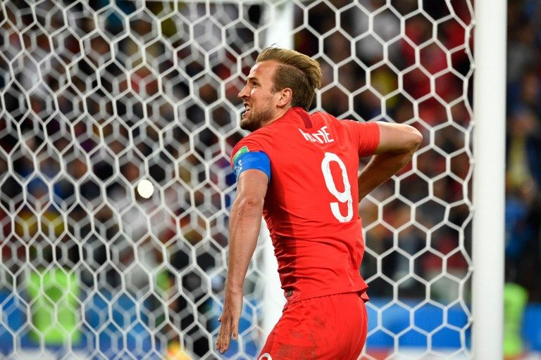 English Striker Harry Kane Chosen Best Player Of The Round 16 Match That His Team Won To Colombia In World Cup Russia Highlighted Victory