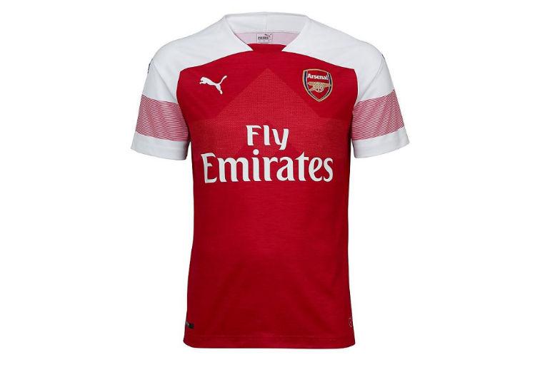 disfruta el precio más bajo original de costura caliente selección premium Nuevas camisetas de la temporada 2018 - 2019 de los equipos ...