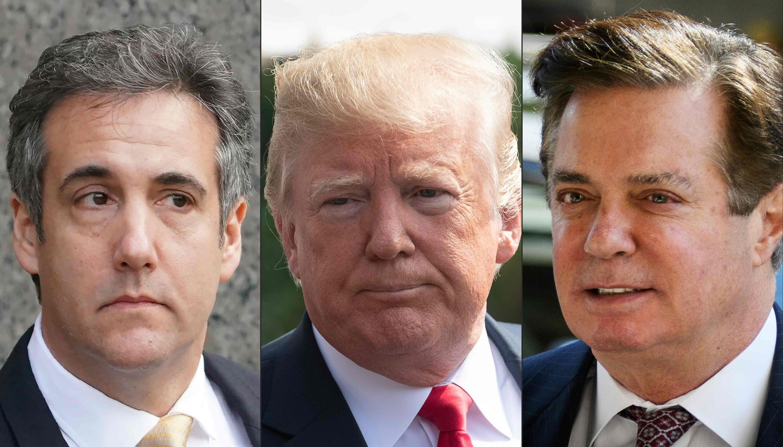 Que Significan Para Donald Trump Las Condenas De Cohen Y Manafort