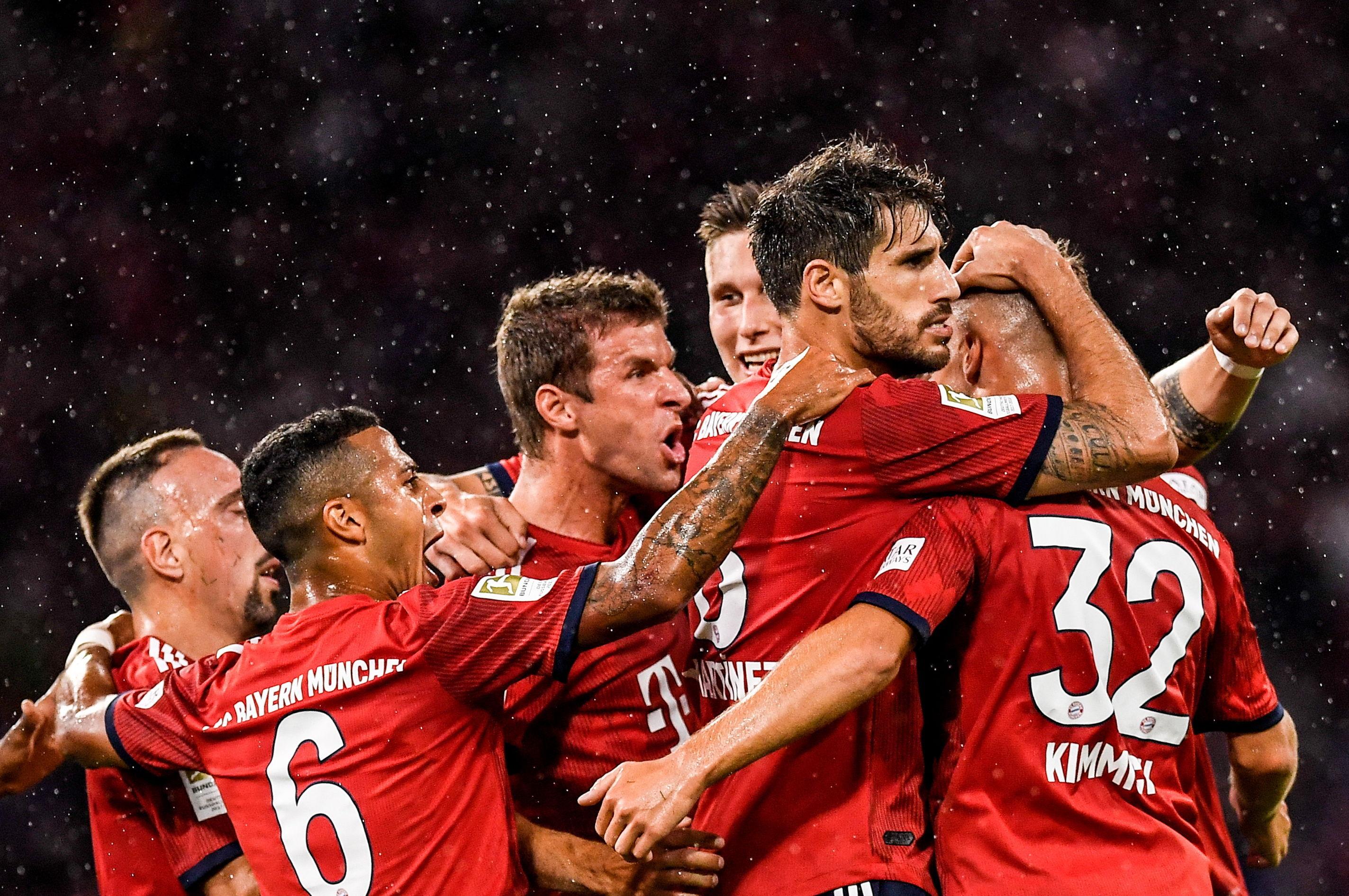 Bayern munich hoffenheim online dating