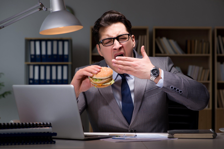 qué comer en la noche cuando la dieta hambrienta