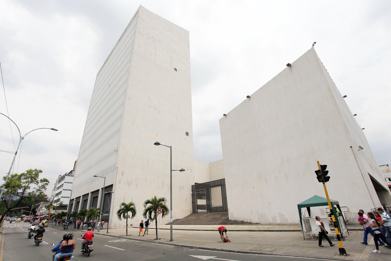 Los juzgados pasarán al primer piso del Palacio de Justicia de ...