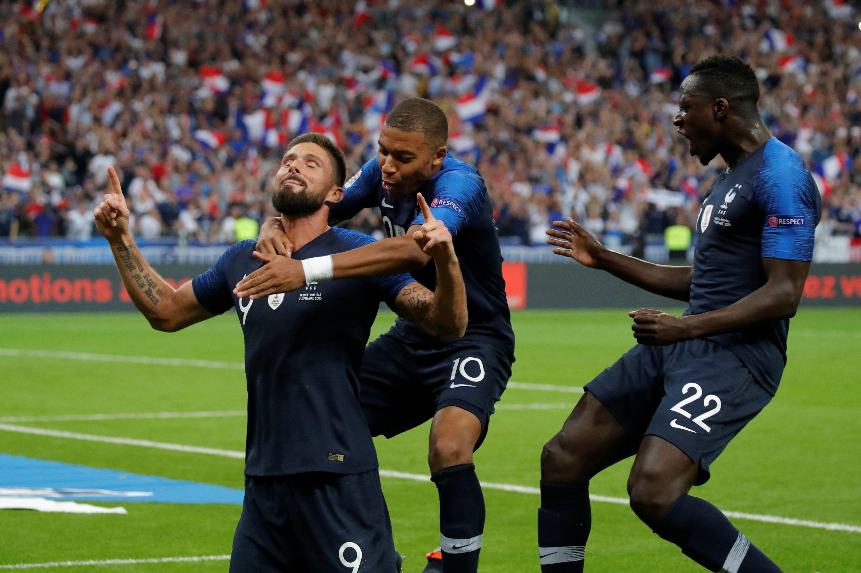 Así quedaron los grupos de la fase de clasificación para la Euro 2020
