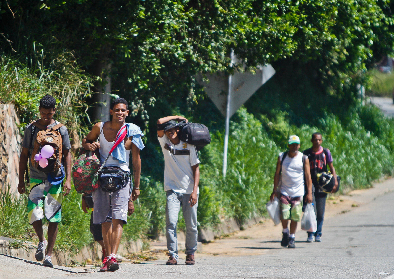 Hay 3 millones de refugiados y migrantes venezolanos en el mundo: ONU