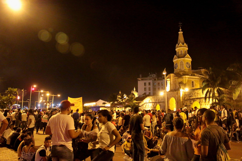 Niñas de Cartagena le dicen 'No' a la explotación sexual infantil