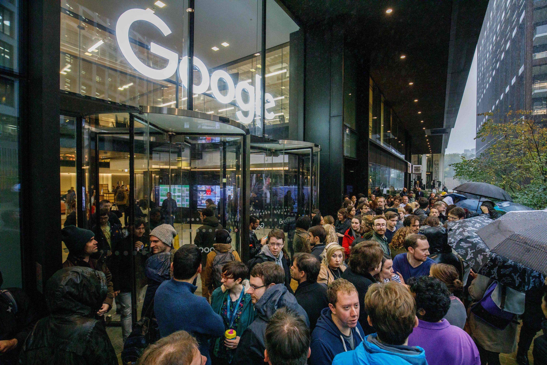 Google cambia su política de conducta sexual inapropiada tras protesta
