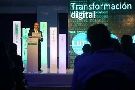 Empresas en el camino de la transformación digital