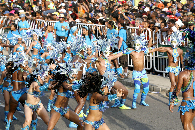 Cartagena celebra sus fiestas de independencia