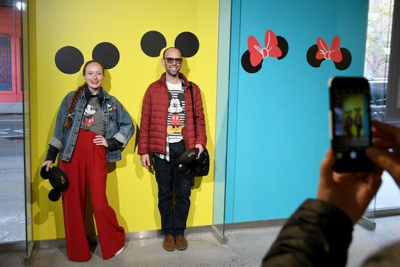 Inauguran la muestra 'Mickey: The True Original Exhibition'