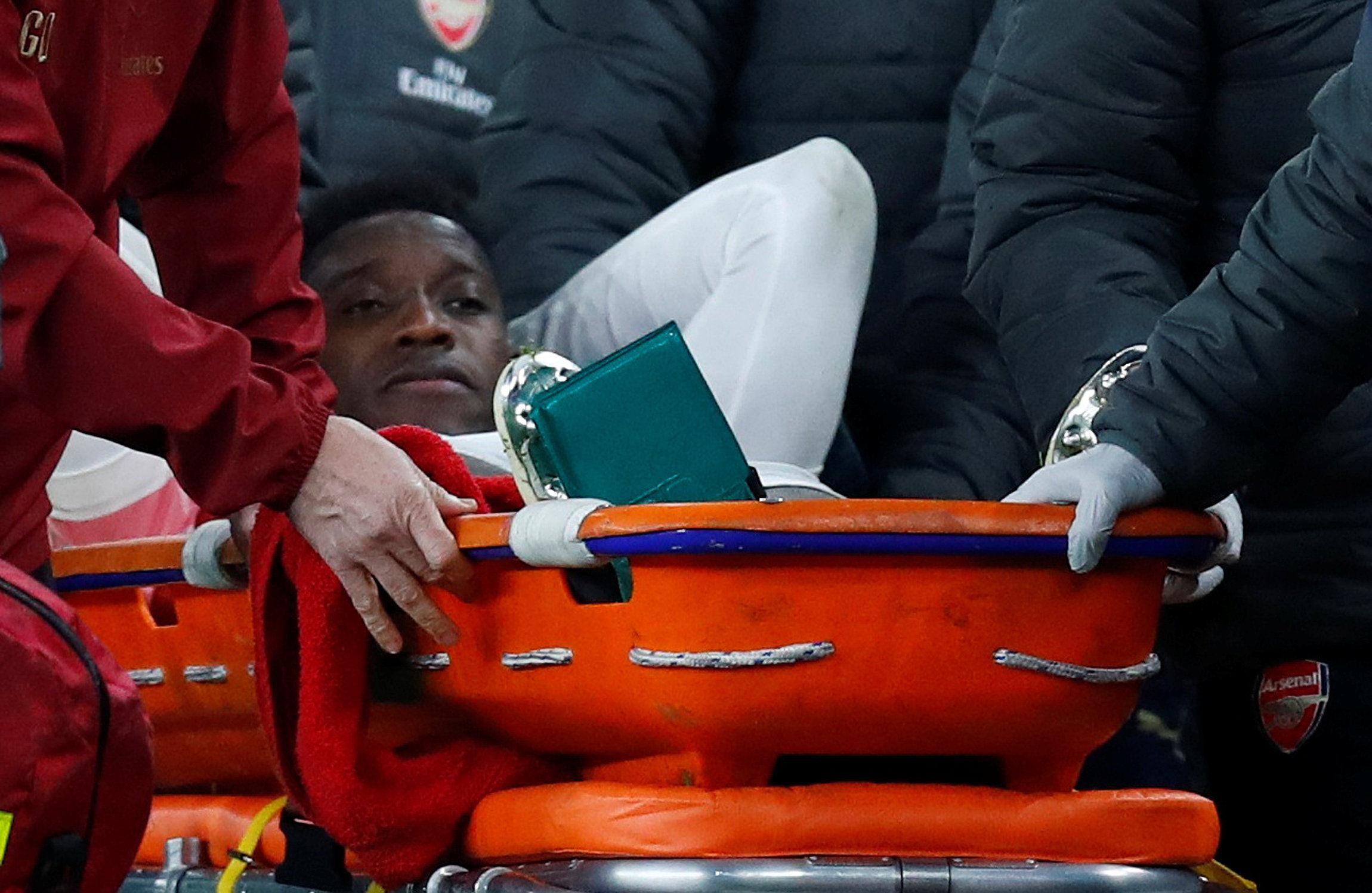 La impresionante lesión de Danny Welbeck que le da la vuelta al mundo