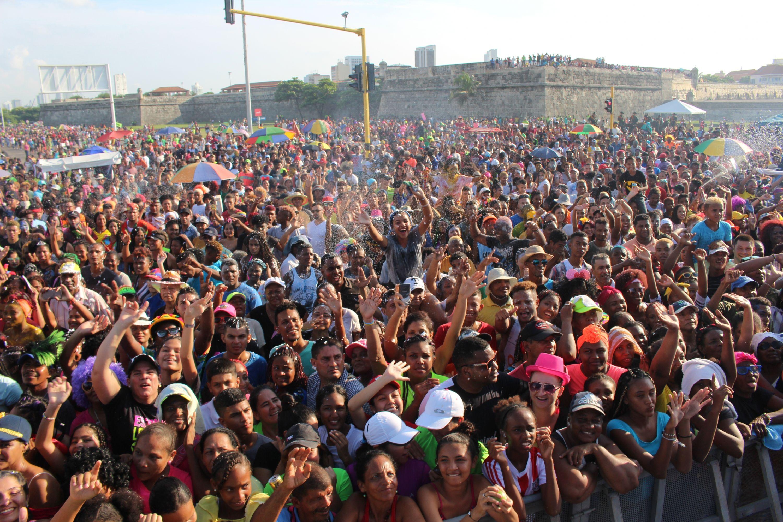 En celebración de los 207 años de independencia, Cartagena pide paz