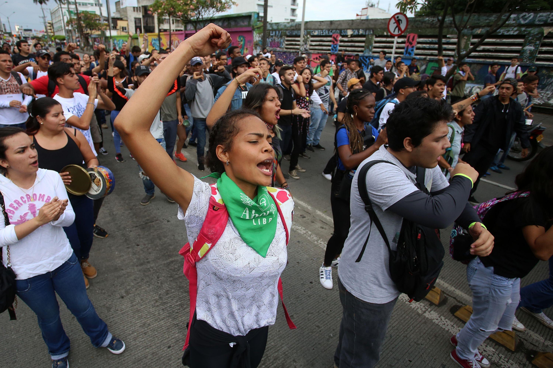 Rectores de universidades piden salidas urgentes al paro estudiantil