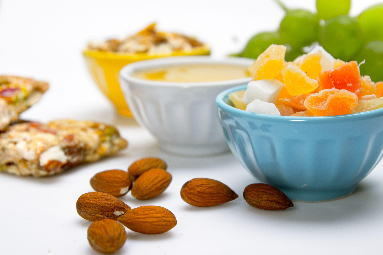 Snacks saludables: opciones fáciles y deliciosas