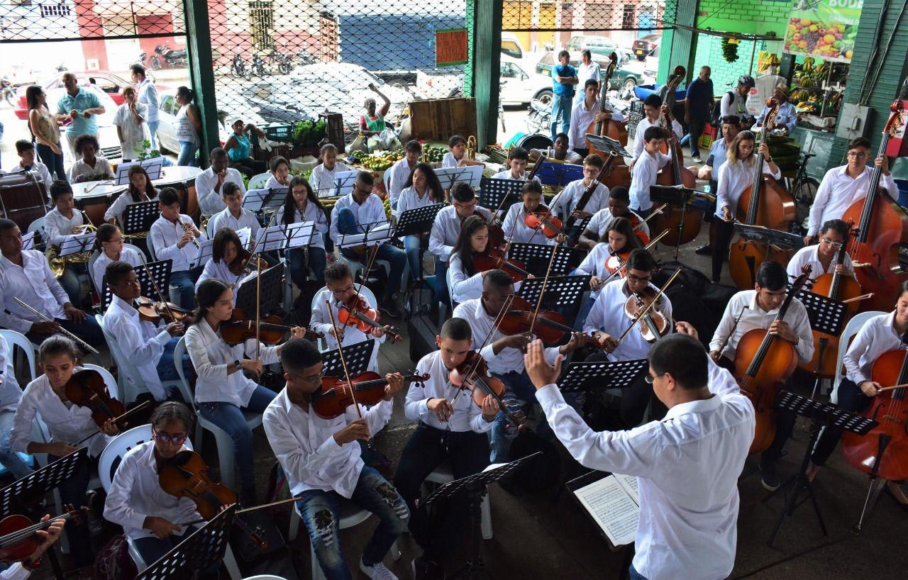 'El secreto de la Navidad' con Escuela de Música Desepaz y Filarmónica