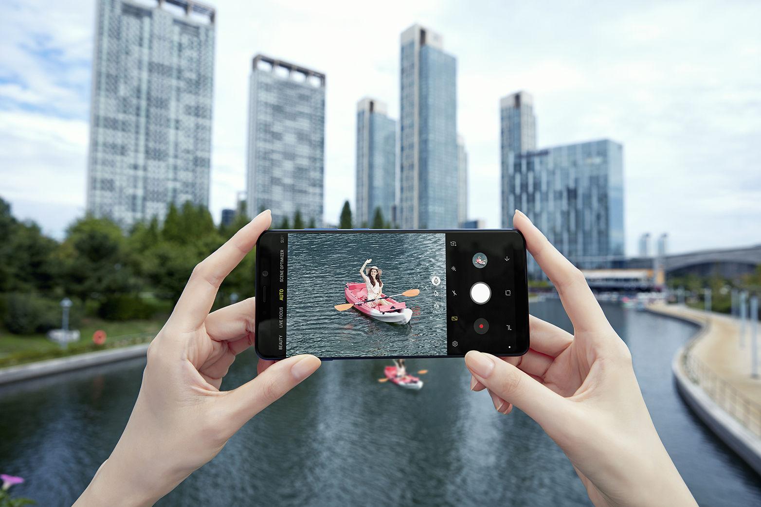 Conoce el nuevo Samsung Galaxy A9 - Contenido Patrocinado