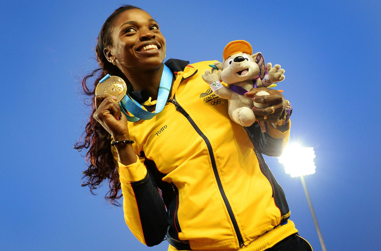 La Mejor Atleta del año y otros logros de Caterine Ibargüen - Otros  Deportes - Deportes - ELTIEMPO.COM