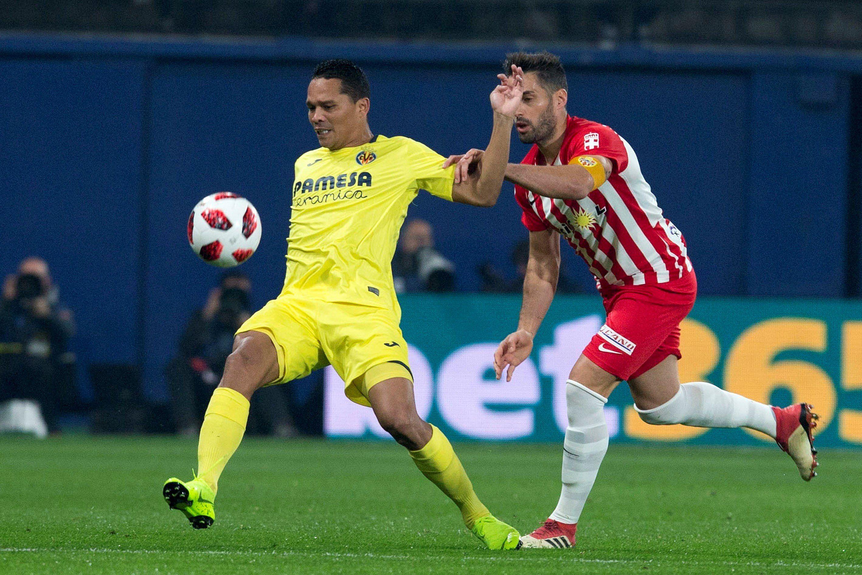 Bacca anotó doblete en goleada y clasificación de Villarreal en Copa