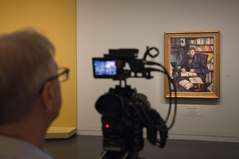 Cézanne: el retratista de la expresión humana